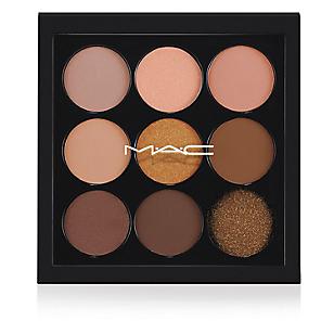 Mac Cosmetics Sombras de Ojos  x 9
