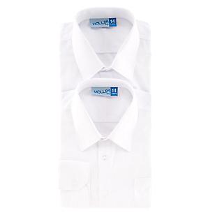 Camisa Colegial Niño Gp58X2-B
