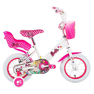 Bicicleta Aro 12 Barbie
