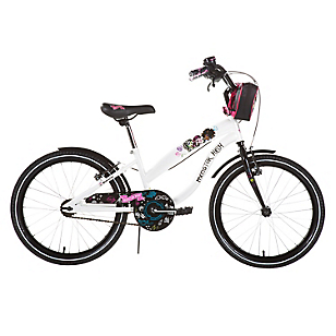 Bicicleta Aro 20 Blanca