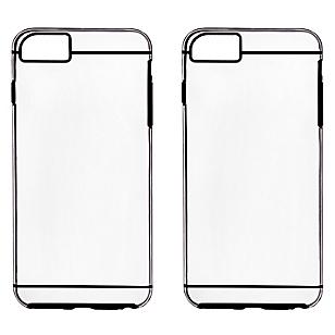 Combo 2 Carcasas iPhone 6 Gris