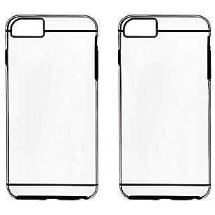 Combo 2 Carcasas iPhone 6 Plus Gris