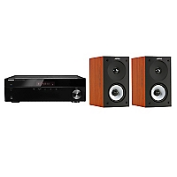 Receiver Stereo 4508 Bluetooth + Parlantes S622
