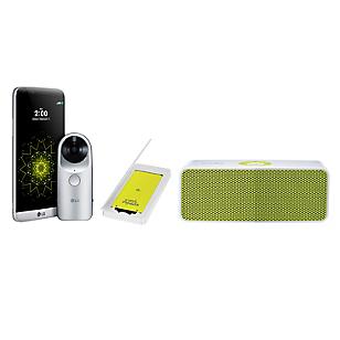 Smartphone G5 SE Titanio + Cámara 360 + Parlante + Batería