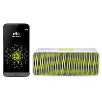 Combo Smartphone G5 SE Titanio + Parlante