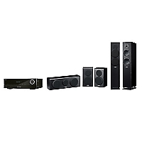 Receiver Avr 161 + Surround-Central  Columnas Nsf150