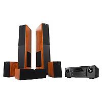 Combo Receiver Denon AVR-X520BT + Parlantes Jamo S626 Black