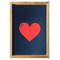 Cuadro Corazón