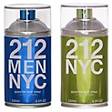 Perfume 212 NYC Vintage Body Spray 250 ML + Perfume 212 MEN NYC Vintage Body Spray 250 ML