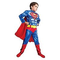 Disfraz Superman Deluxe