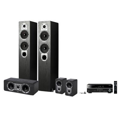 Receiver RX-V 381 + Parlantes Jamo S426 hcs