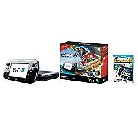 Consola Wii U + Mario Kart 8 + Nintendoland