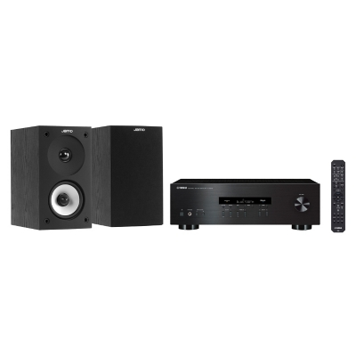 Receiver Stereo Rs202 Bt + Parlante Jamo S622