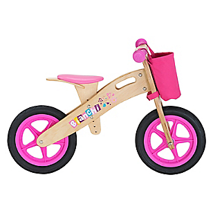 Bicicleta Aro 12 Wooden Bike