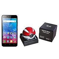 Smartphone Vibe K5 Negro Liberado + Powerbank Magic Ball 6,000 mAh