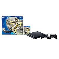 Consola PS4 Slim 500GB + Juego FIFA 17+ Control Adicional