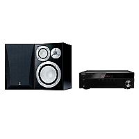 Receiver Stereo 4508 Bluetooth + Parlante NS-6490