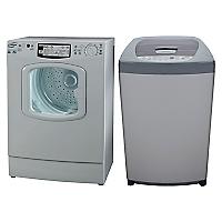 Lavadora Automática 11 kg + Secadora Eléctrica 6 kg