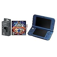 Consola 3DS XL NEW GALAXY + Juego + Cargador