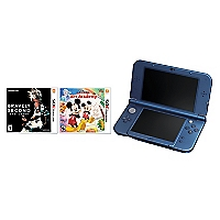Consola 3DS XL NEW GALAXY + 2 Juegos