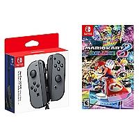 Switch Mario Kart 8 Deluxe + Joy-Con (L/R) Gray