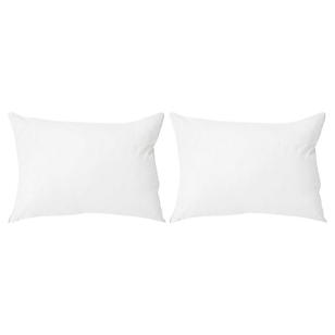 Set 2 almohadas Mica Classic 50x70