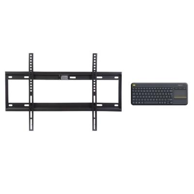 Combo  Teclado Smart Tv K400 + Soportesdd120F