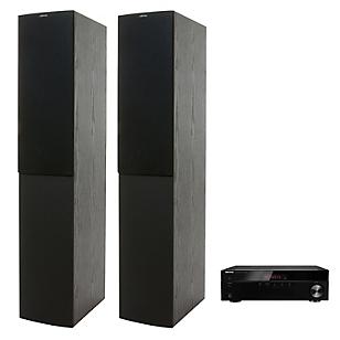 Receiver Stereo  4508 + Parlante Jamo S526
