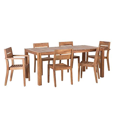 Mica juego de comedor terraza 4 sillas 2 sitiales danang - Comedor de terraza ...