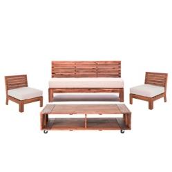 Terrazas for Falabella muebles exterior