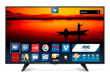 LED 43 LE43S597 Full HD Smart TV