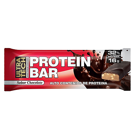 Protein bar - 50 g chocolate x 12 unidades