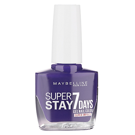 Esmalte SuperStay Super Impact 887 All Day Plum 10ml