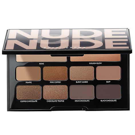 Nude on Nude Eyeshadow Palette 2.5 g