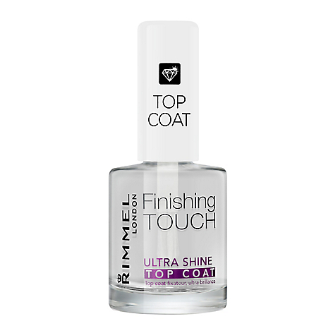 Ultra shine top coat