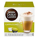 Pack16 Cápsulas  Capuccino Dolce Gusto