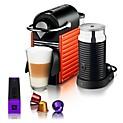 Máquina de café Pixie red + Aeroccino 3