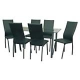 Juego de mesa Madrid + 6 sillas
