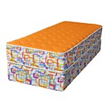 Juego foam orange europeo 90 x 190 cm