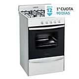 Cocina 4 hornallas 13231B