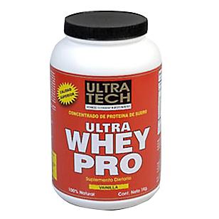 Ultra Whey Pro 1 Kg vainilla