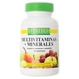 Multi vitaminas y minerales x 60 comprimidos