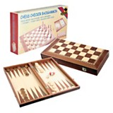 Ajedrez y Backgammon IM9786