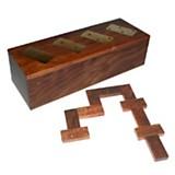 Domino madera