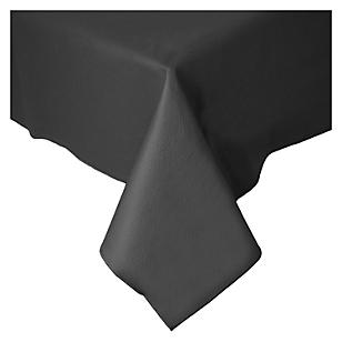 Mantel liso de Ecocuero negro 140 x 250 cm