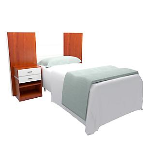 Juego de dormitorio mesa + respaldo