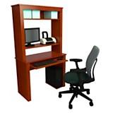 Mesa de computaci�n 1051 caoba