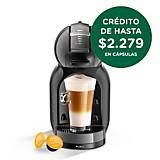 Cafetera DG mini me negra PV1208