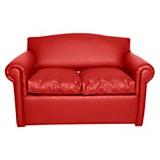 Sof� cama Tarquinha rojo