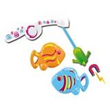 Juego imantado atrapa peces